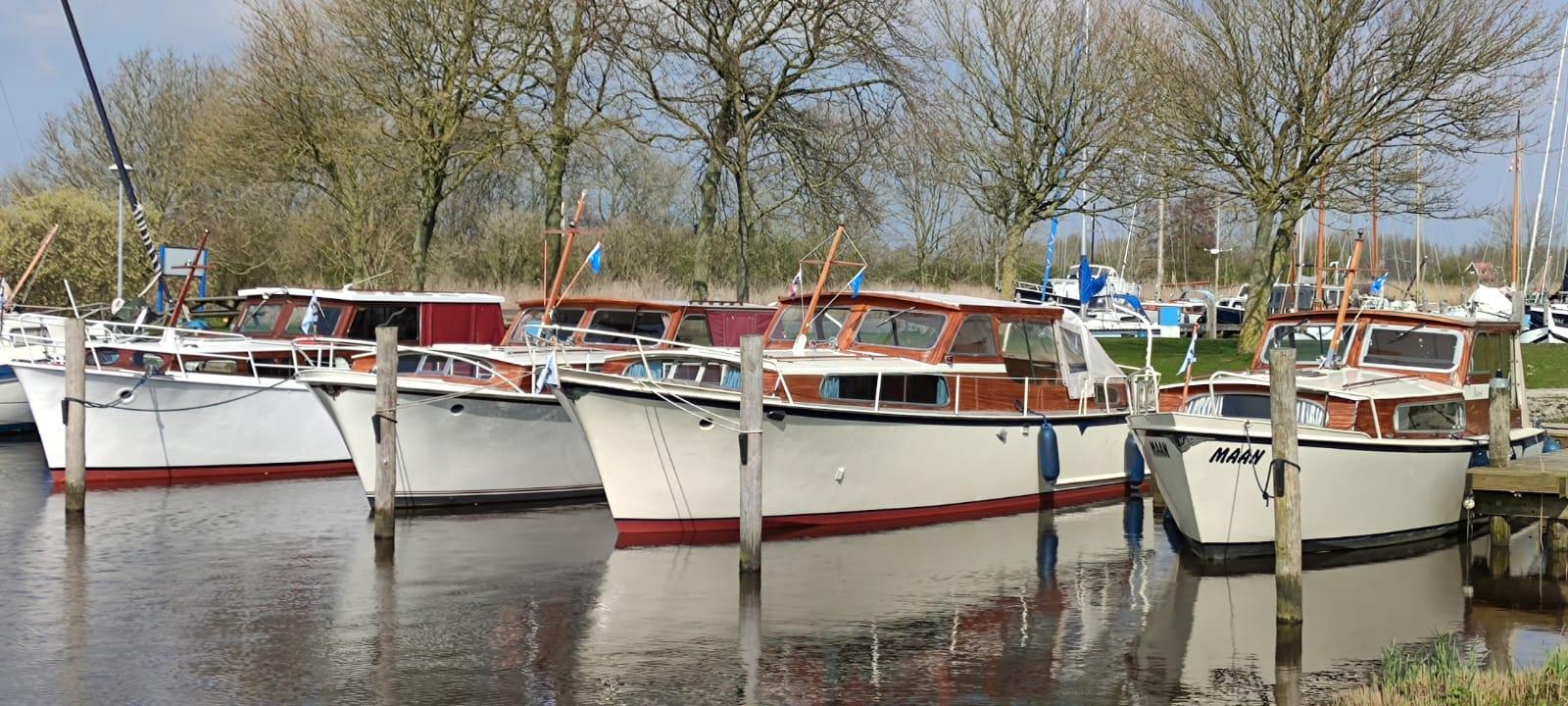 Boot huren in Friesland - Jachthaven Lunegat